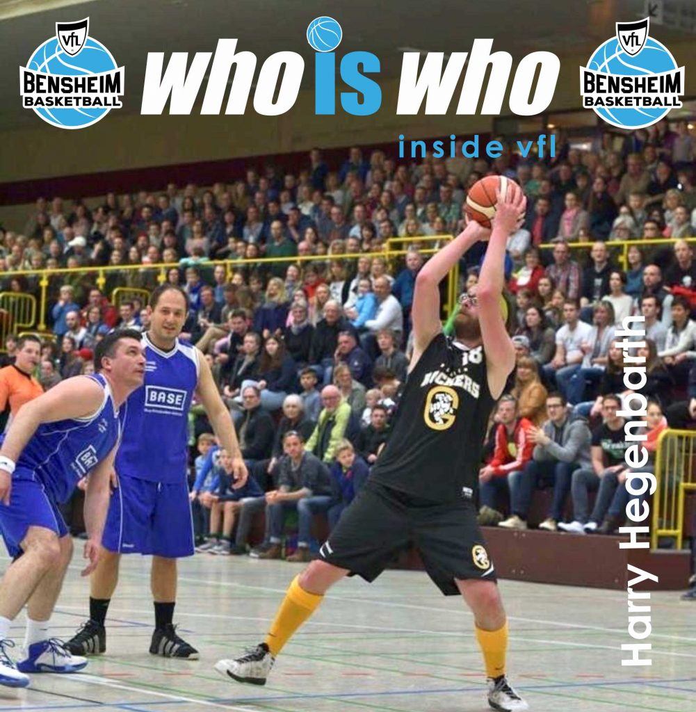 "HArry Hegenbarth im ""who is who"""