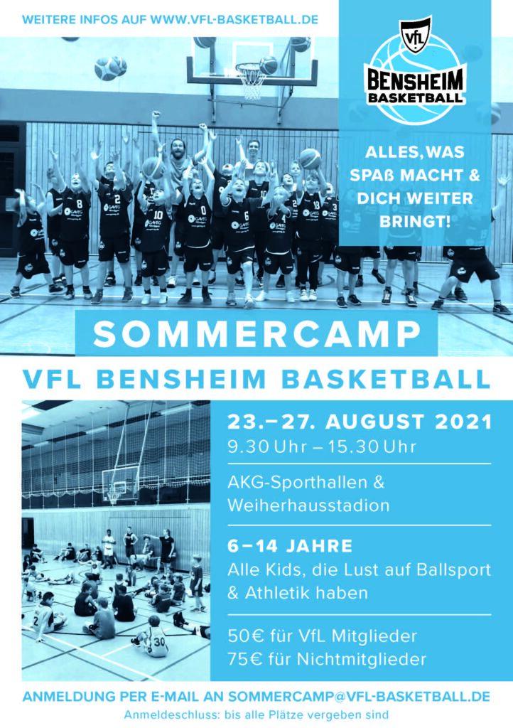 VfL Sommercamp in den Ferien